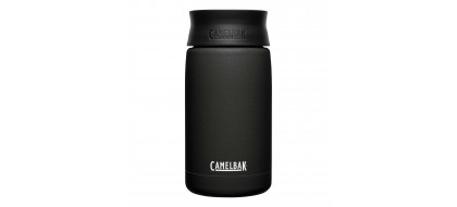CAMELBAK, HOT CAP, 0.35 l nerūdijančiojo plieno termo gertuvė, juoda