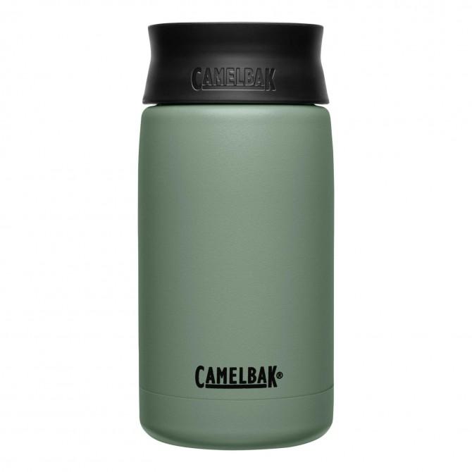 CAMELBAK, HOT CAP, 0.35 l nerūdijančiojo plieno termo gertuvė, žalia
