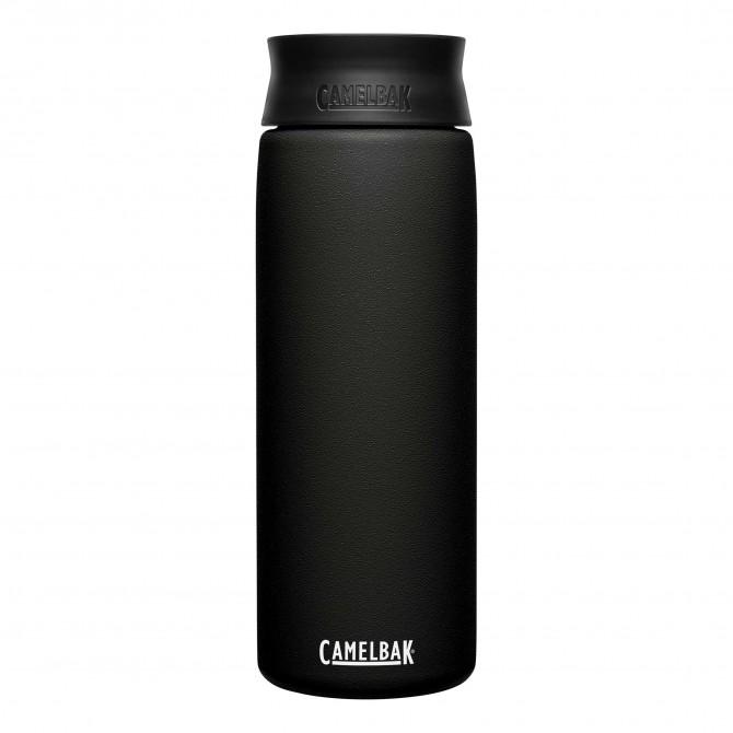 CAMELBAK, HOT CAP, 0.6 l nerūdijančiojo plieno termo gertuvė, juoda