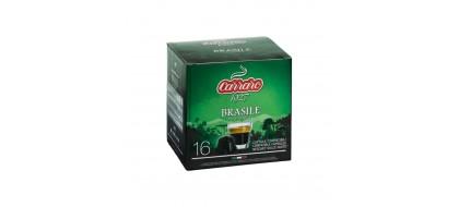 CARRARO, CAFFE' BRASILE, Dolce Gusto kapsulės, 16 vnt.