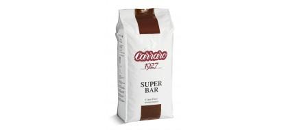 CARRARO, CAFFE' SUPER BAR,  kavos pupelės, 1kg