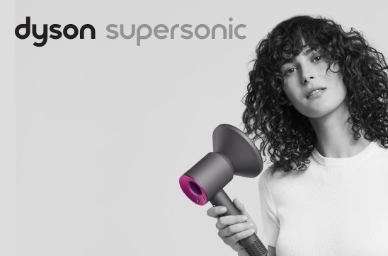 """""""Dyson Supersonic"""": kitokia grožio istorija"""
