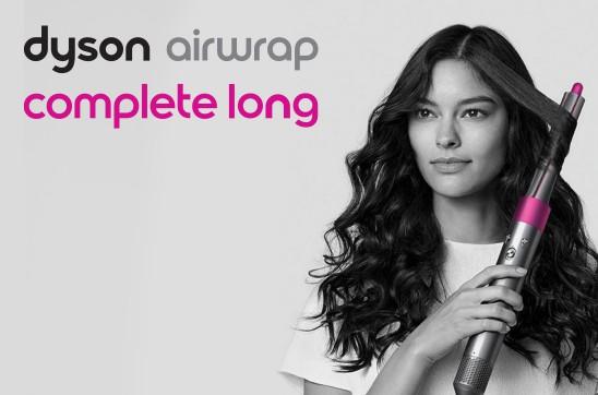 """Plaukų formavimo revoliucija su """"Dyson Airwrap"""""""