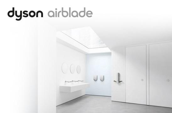 """""""Dyson Airblade™"""": higieniškos, tvarios ir estetiškos rankų džiovinimo technologijos"""