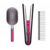 DYSON CORRALE plaukų formavimo žnyplės, ribotas leidimas