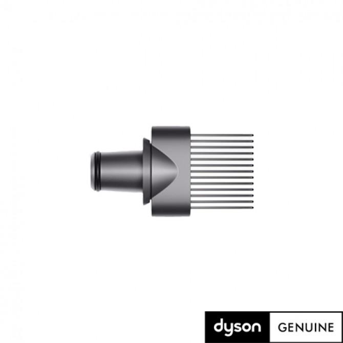 DYSON SUPERSONIC plačių dantukų šukos, pilkas, 969748-01