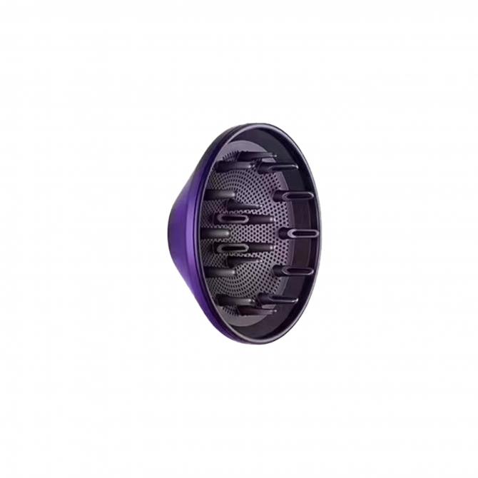 DYSON SUPERSONIC plaukų džiovintuvas, nikelis/purpurinė, HD03