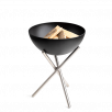 HOFATS BOWL TRIPOD grilio stovas