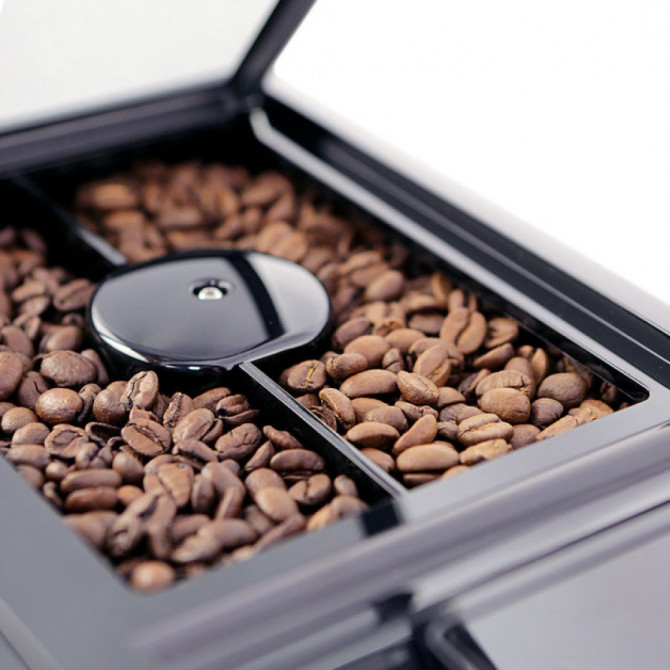 MELITTA BARISTA TS SMART automatinis kavos aparatas, metalo