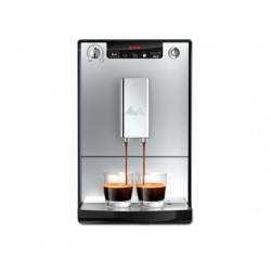 MELITTA SOLO automatinis kavos aparatas, sidabro spalva
