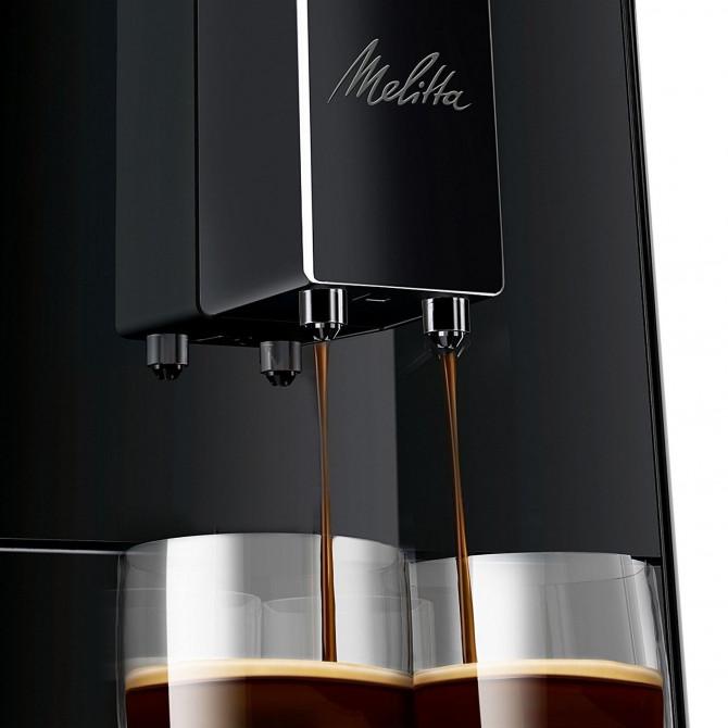 MELITTA SOLO automatinis kavos aparatas, juoda