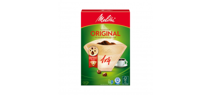 MELITTA Original kavos filtrai, 1X4, 40 vnt.