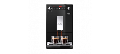 MELITTA PURISTA automatinis kavos aparatas, juoda