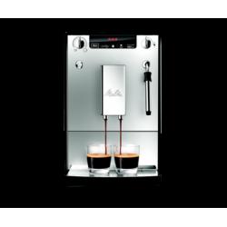 MELITTA SOLO&MILK automatinis kavos aparatas, juoda-sidabro