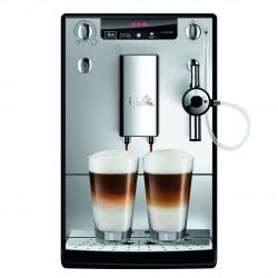 MELITTA SOLO&PERFECT MILK automatinis kavos aparatas, sidabrinė