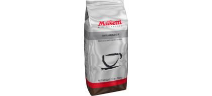 MUSETTI, 100% ARABICA, kavos pupelės