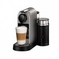 NESPRESSO Citiz & Milk kapsulinis kavos aparatas, sidabrinis