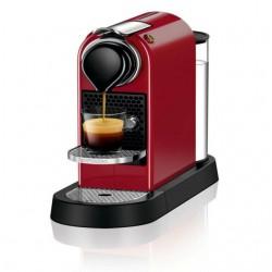 NESPRESSO Citiz Cherry kapsulinis kavos aparatas, raudonas