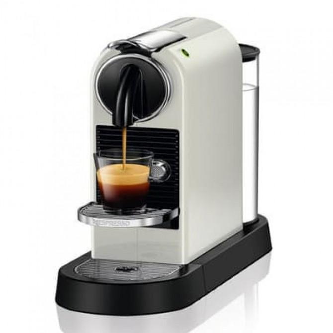 NESPRESSO Citiz kapsulinis kavos aparatas, balta