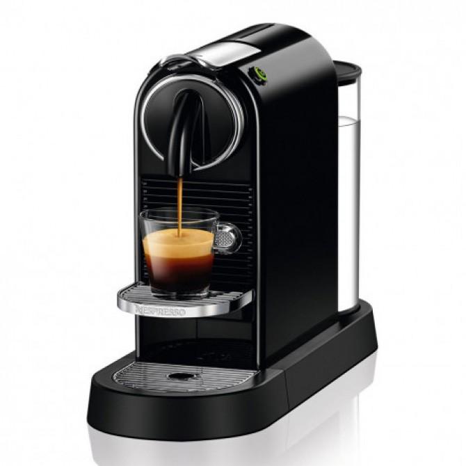 NESPRESSO Citiz kapsulinis kavos aparatas, juoda