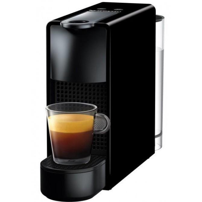 NESPRESSO  Essenza mini kapsulinis kavos aparatas, juodas