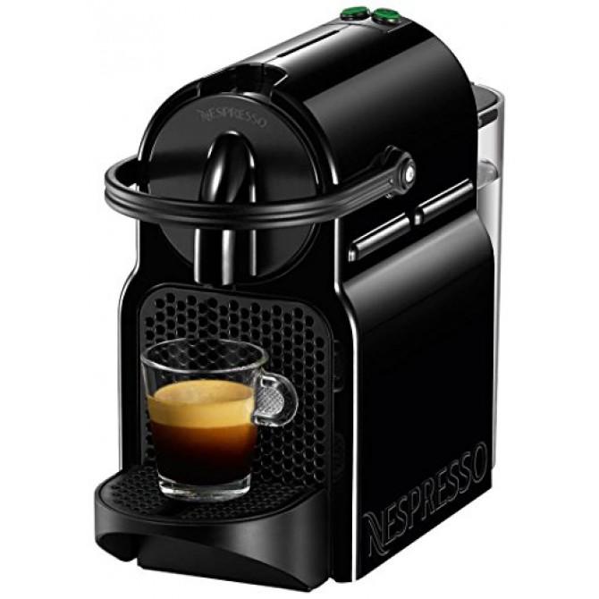 NESPRESSO Inissia kapsulinis kavos aparatas, juodas