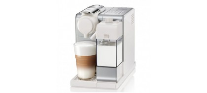 NESPRESSO Lattissima Touch kapsulinis kavos aparatas, sidabrine