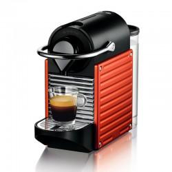 NESPRESSO Pixie C61 kapsulinis kavos aparatas, raudona