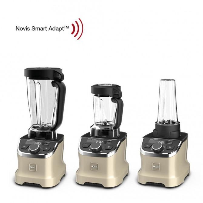 NOVIS Pro 880L blenderis, kreminis