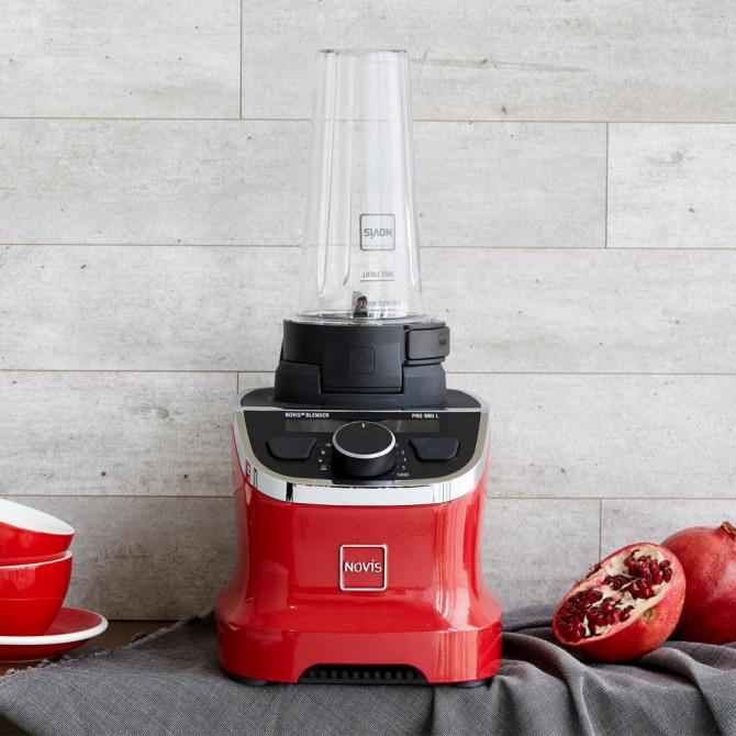 NOVIS Pro 880L blenderis, raudonas