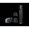 PANASONIC ER-GD61 barzdos ir plaukų kirpiklis. Juodos spalvos