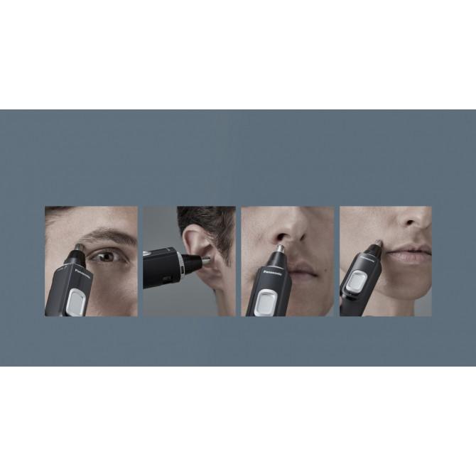 PANASONIC ER-GN300 nosies ir veido plaukų kirpiklis