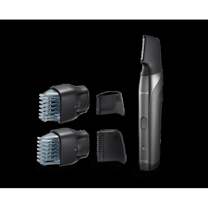 PANASONIC ER-GY60 barzdos ir plaukų kirpiklis. Juodos spalvos