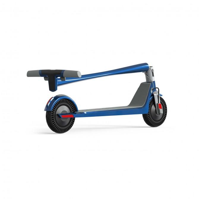 UNAGI ONE, elektrinis paspirtukas, mėlynas